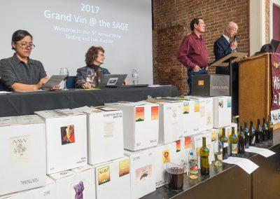2017 Grand Vin - Blue Sage