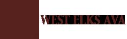 West Elks AVA