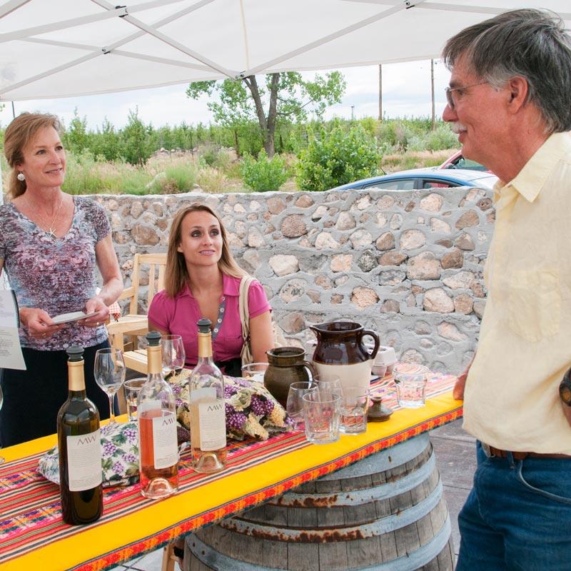 West Elks Wine Trail Mesa Winds image