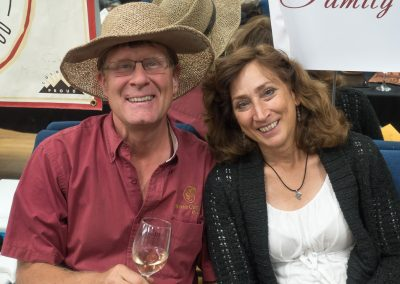 2017 Grand Vin - Brent and Karen Helleckson