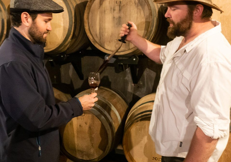Alfred Eames Cellars Barrel Tasting – Dec 7-8