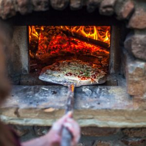Wood-Fired Pizza at the Vineyard @ Stone Cottage Cellars | Paonia | Colorado | United States