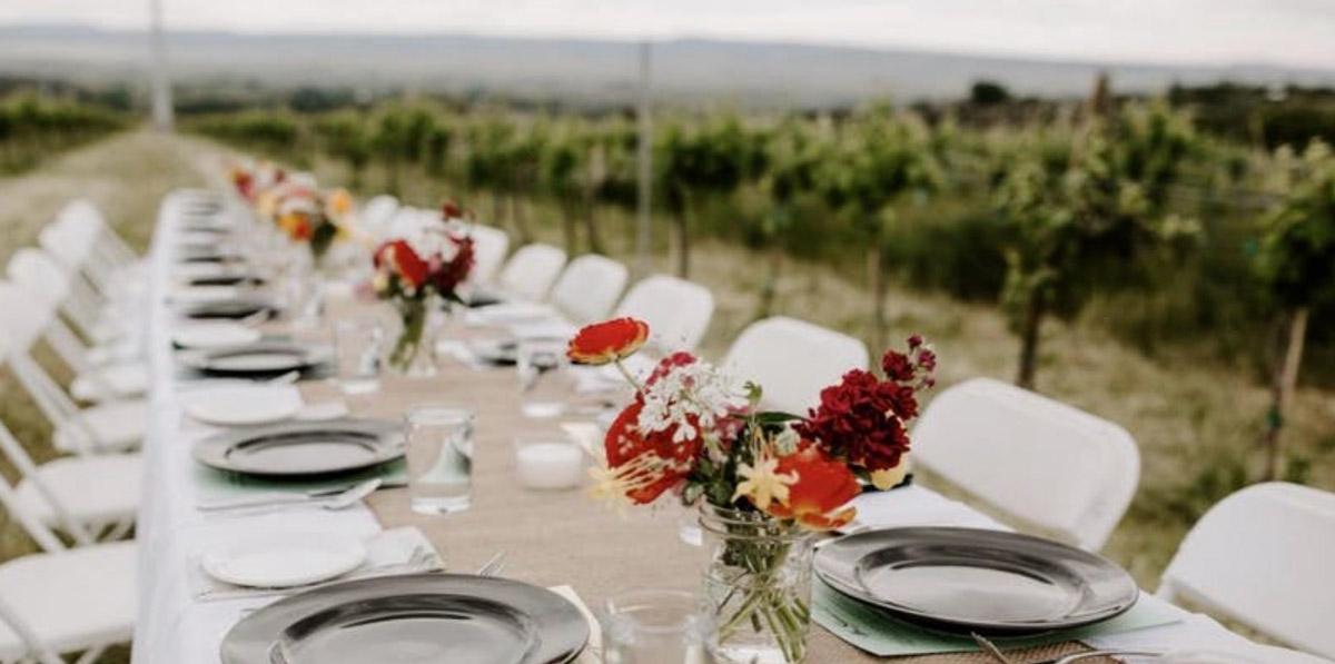 Asado-Style Wine Dinner image