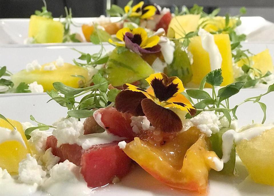 Mesa Winds salad